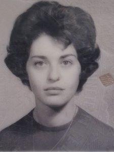 Vera in Toronto, circa 1960